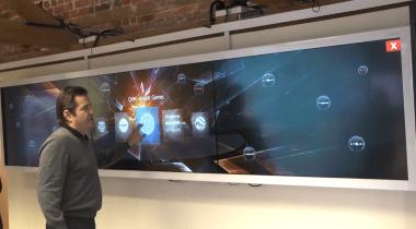 U-Click Interactive VideoWall