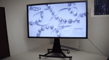 Pandora Touch Display