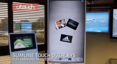 Slimline Touch Frames