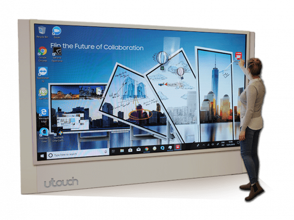 LED Touch Screen Wall