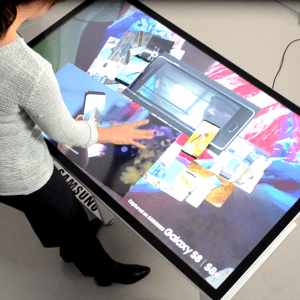 LED Touch Table