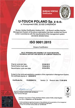 U-Touch Brochure