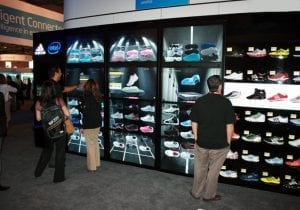 Adidas Display