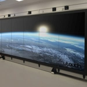 U-Touch LCD Touch Wall Range