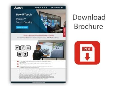 U-Touch Inglass Overlays