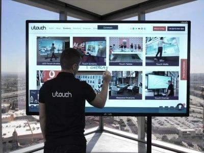 U-Touch PCAP Pro Series